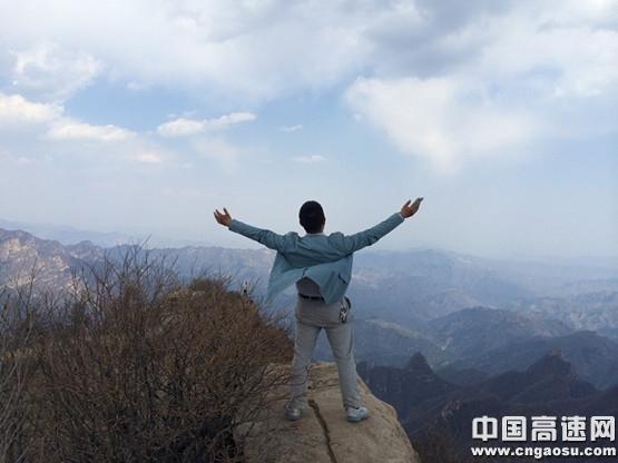 五一石家庄旅游正当时 五岳寨地质公园好景致