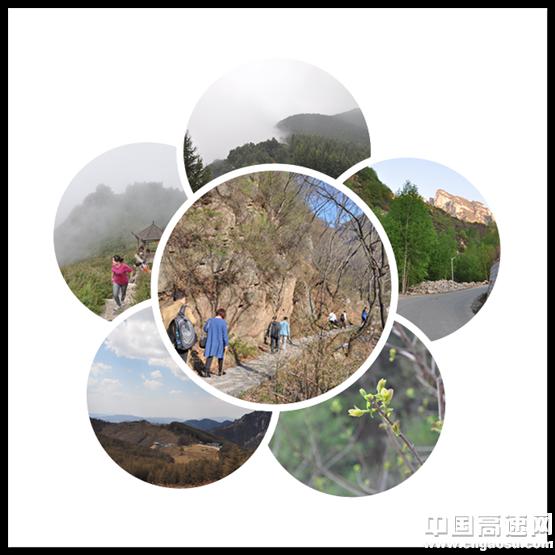 五一游玩五岳寨 快速体验由初春到初夏景致变化