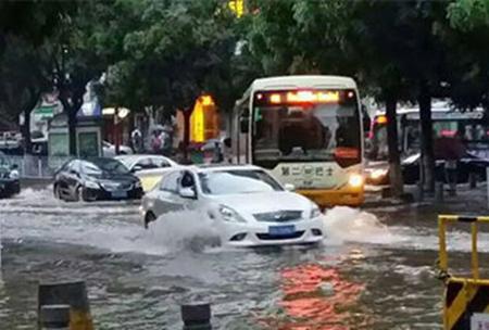 南方地区迎来新一轮强降雨天气 北京周日仅14℃