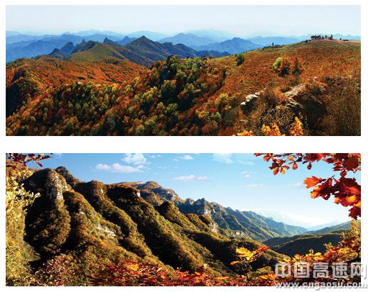 十一旅游去哪里 灵寿五岳寨景色迷人很适宜