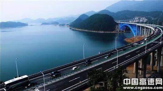 首批中国最美景观高速路·桥名单新鲜出炉