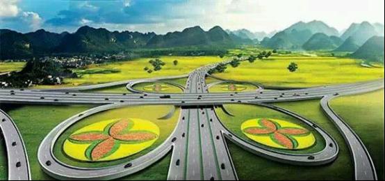 美丽高速行·第二届中国最美景观高速路桥体验活动启动