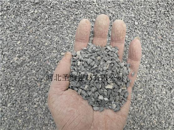 批发石家庄广场建设用透水混凝土碎石,石家庄透水石子