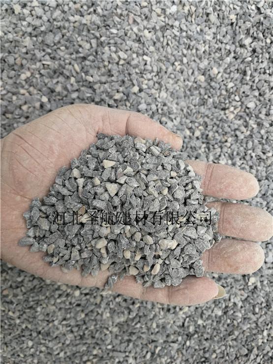 供应北京园林建设用透水混凝土石子,北京透水石子价格